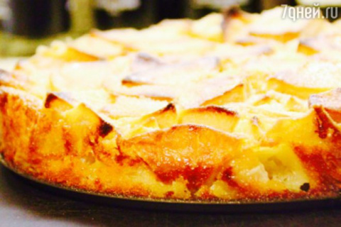Яблочный пирог - вкуснотище!