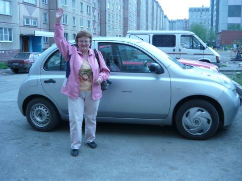Людмила Галиакбарова