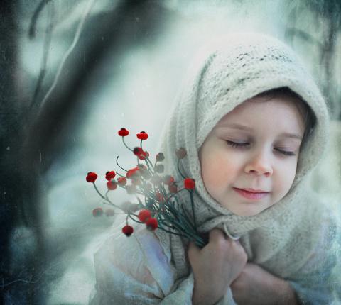 Очень эмоциональные фотографии детей