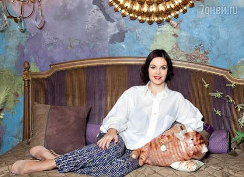 54-летняя Екатерина Андреева и тайна ее молодости