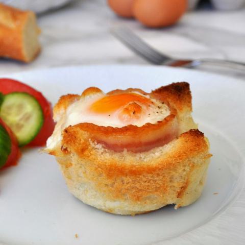 Великолепный завтрак от Ману…