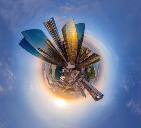 Сферический мир