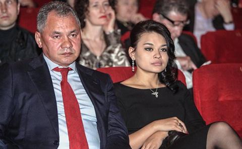 Дочь Шойгу ответила на разоблачения Навального