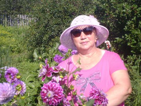 Людмила Мыльникова