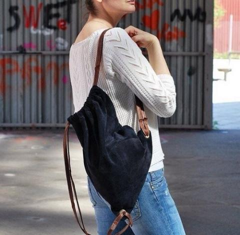 Очаровательный рюкзак своими…