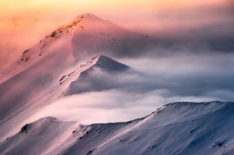 Горы, вы удивительны!