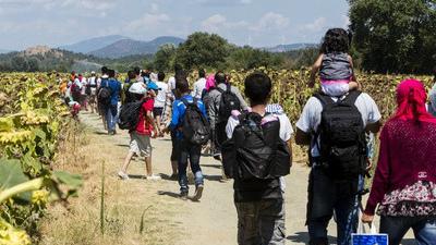 Словения и Македония ужесточ…