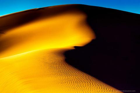 Великая и ужасная пустыня Сахара