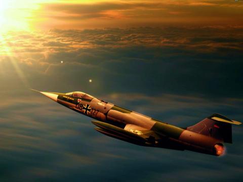 Истребитель… собственных пилотов