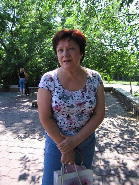 Татьяна Фурманова (Даниленко)