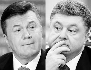 Порошенко захотел вернуть Януковичу звание президента