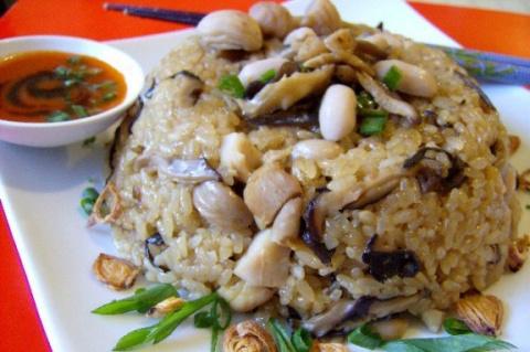Как готовить рис в пароварке