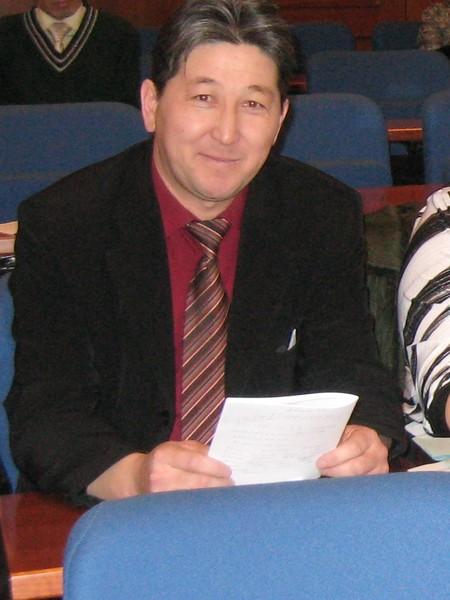 Ермек Букенов