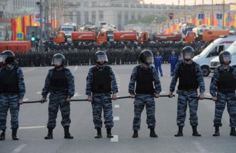 """Весенний променаж российской оппозиции для """"галочки"""".  Мнения экспертов"""