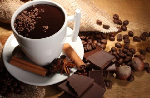 Десертный вихрь.  Пять рецептов вкуснейшего какао