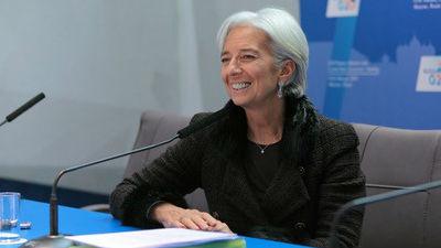 Лагард: МВФ не готов к участ…