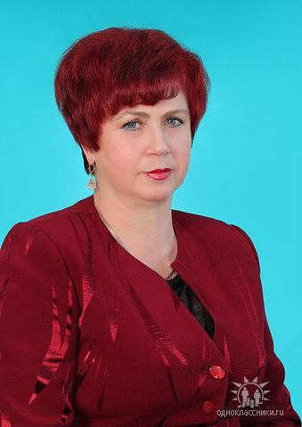 Лариса Пасхина