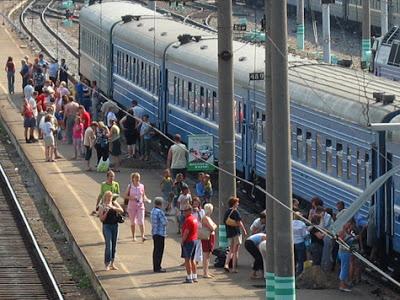 Вокзальный и железнодорожный лайфхак