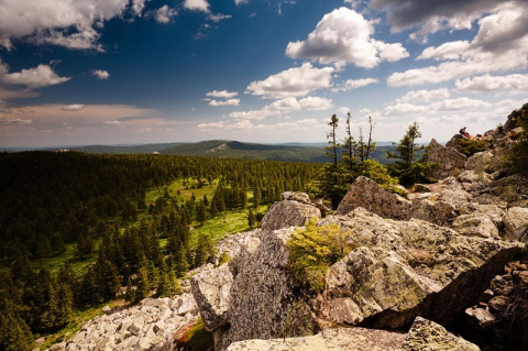 Красота национального парка …