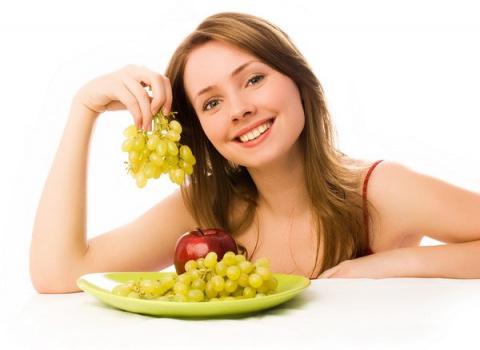 Можно ли поправиться от винограда Калорийность винограда