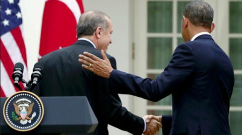 Турция в режиме онлайн сообщает США о военных операциях России