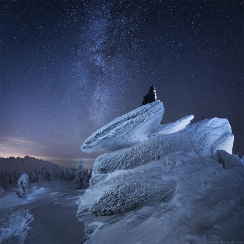 Русская зима: самые красивые…