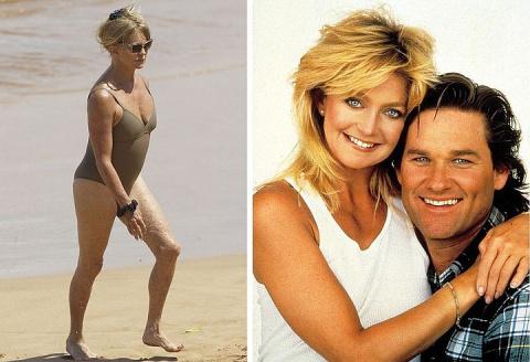 Голди Хоун раскрывает секрет…
