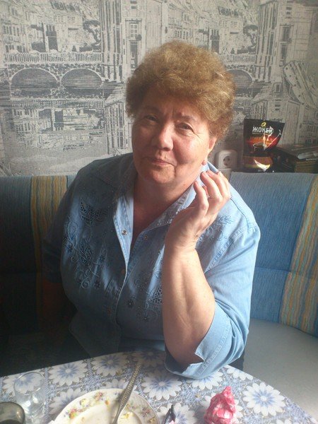 Галина Барышникова