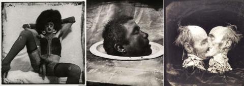 Ужасающее искусство фотографии от Joel-Peter Witkin (строго +18, даже +21).