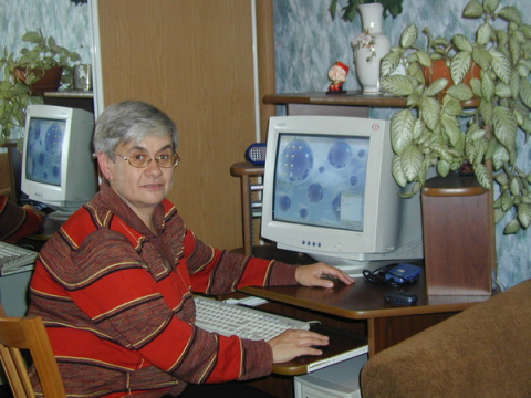 Лариса Павловна Кузнецова (личноефото)