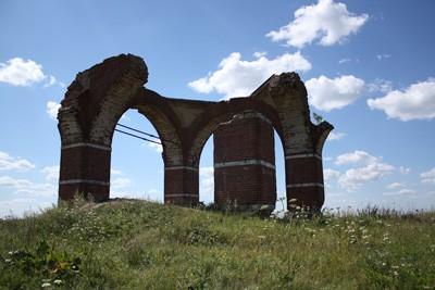 Археологический парк - первы…