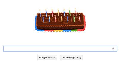 Google отметила 14-летие «ду…