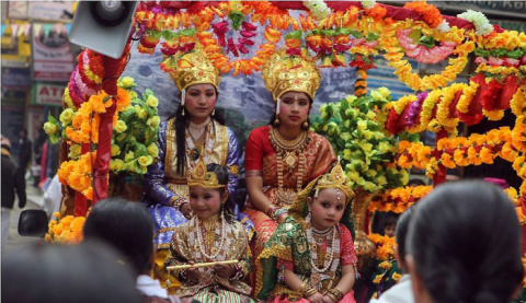 Загадочные улицы Непала: как живет духовная столица мира