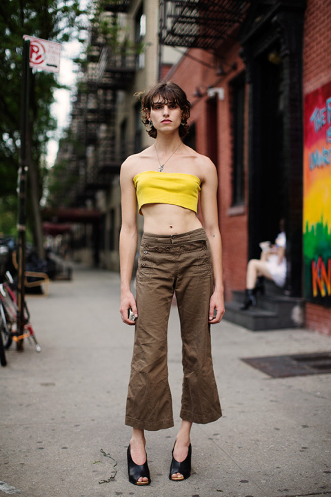 On the Street…East Village, New York