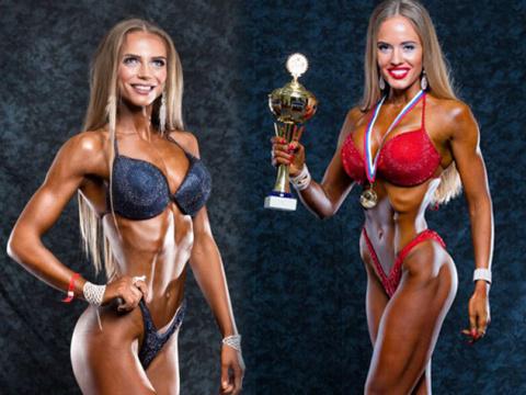 Конкурс красоты среди самых сильных россиянок