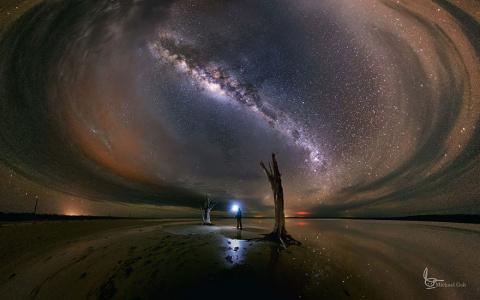 Cамые красивые звездные небе…