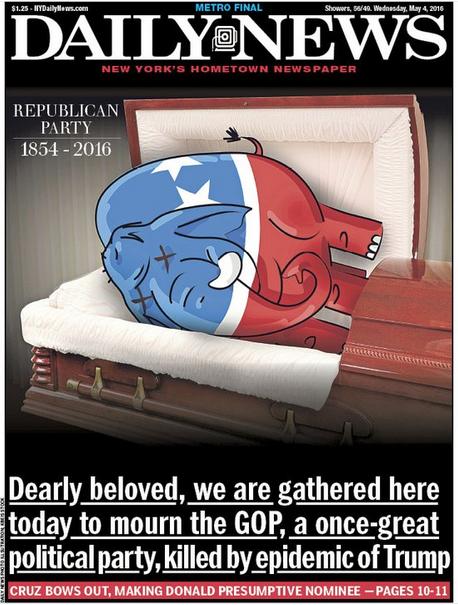 Has Trump Killed the Republican Party?