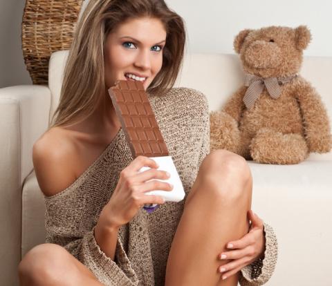 Ученые: мясо и шоколад разру…