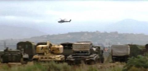 В Сирии замечена транспортно…