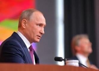 Путин напомнил о незаконном присоединении Крыма к Украине в 1954 году