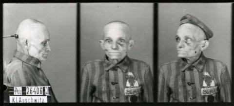 Фотокарточки заключенных кон…