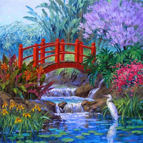 Райские сады Микки Сенкарик