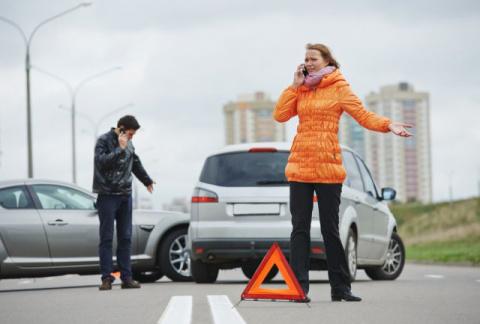 С глазу на глаз: сговорчивым водителям разрешат покидать место ДТП
