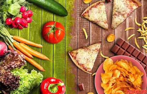 Здорового питания не существует!