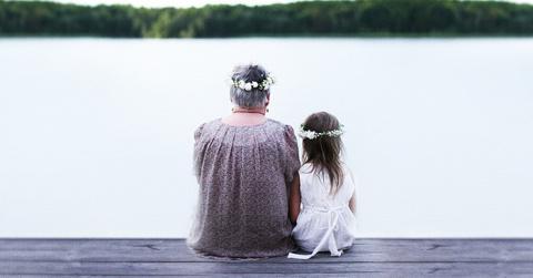 Чудесное письмо бабушки свое…