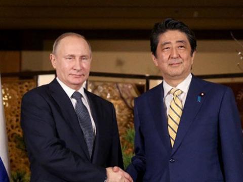 Путин договорился встретитьс…