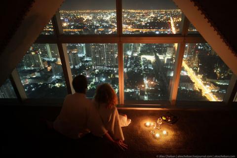 Романтичные места на Земле