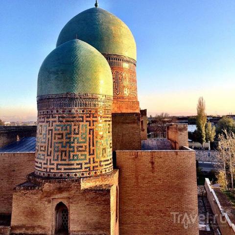 Поездка в Узбекистан…