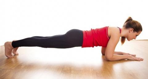 Секреты выполнения упражнения планка