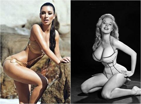 Как изменились стандарты идеального женского тела за последние 100 лет